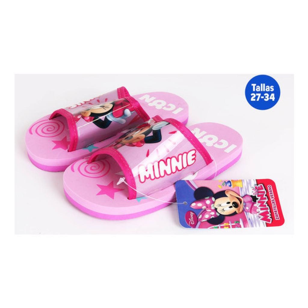 Zapatillas verano niña minnie talla 30